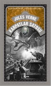 Karpatlar Şatosu Jules Verne Çeviren: Işık Ergüden Alfa Yayınları, 247 sayfa