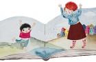 Sen sus, sayfayı çevir de kitap konuşsun