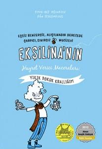 Finn-Ole Heinrich Resimleyen: Rán Flygenring Türkçeleştiren: Tuvana Gülcan Tudem Yayınları, 176 sayfa