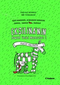 Finn-Ole Heinrich Resimleyen: Rán Flygenring Türkçeleştiren: Olcay Mağden Ünal Tudem Yayınları, 208 sayfa