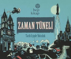 Zaman Tüneli Peter Goes Türkçeleştiren: Gül Özlen Hep Kitap, 80 sayfa