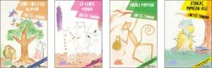 Hikâyelerle Değerler Eğitimi: Şarkı Söyleyen Ihlamur Ev Kedisi Mırnav - Havalı Maymun Utangaç Papağan Huli Göktuğ Canbaba Resimleyen: Biğkem Karavus Doğan Egmont, 35 sayfa