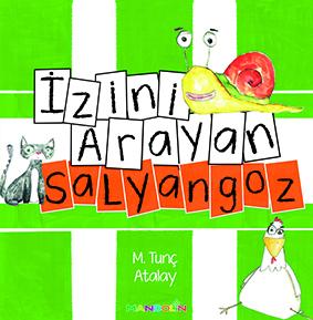 İzini Arayan Salyangoz M. Tunç Atalay Mandolin Yayınları 24 sayfa