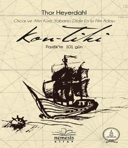 Kon-Tiki Thor Heyerdahl Çeviren: Deniz Canefe Nemesis Kitap, 279 sayfa