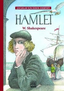 Hamlet William Shakespeare Uyarlayan: Barbara Kindermann Resimleyen: Willi Glasauer Çeviren: Kazım Özdoğan Gergedan Yayınları, 36 sayfa