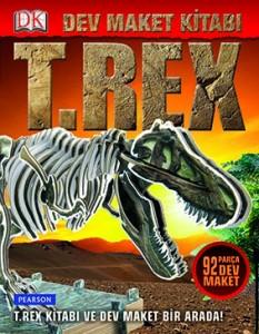 Dev Maket Kitabı – T-Rex Kolektif Çeviren: Melike Hendek Pearson Yayınları, 32 sayfa