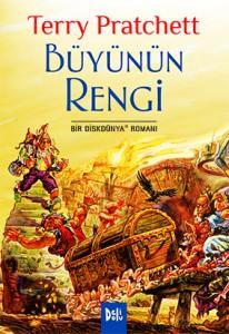 Büyünün Rengi Terry Pratchett Çeviren: Niran Elçi Delidolu Yayınları, 240 sayfa