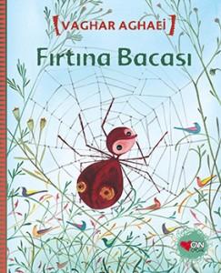 Fırtına Bacası Vaghar Aghaei Can Çocuk Yayınları, 36 sayfa