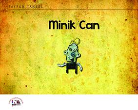 Minik Can  Tayfun Tansel  Nesin Yayınları, 34 sayfa