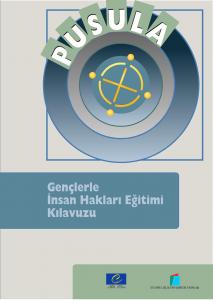 Pusula - Gençlerle İnsan Hakları Eğitimi Kılavuzu Kolektif Çeviren: Burcu Yeşiladalı Bilgi Üniversitesi Yayınları, 418 sayfa