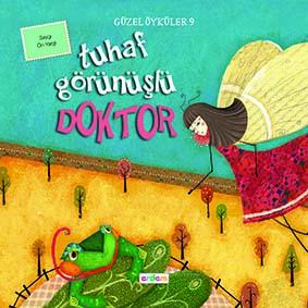 Tuhaf Görünüşlü Doktor Kolektif Çeviren: Rabia Kesik Erdem Yayınları, 28 sayfa