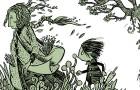 Ormanın kitabını okumaya hazır mısınız?