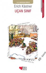 Uçan Sınıf Erich Kästner Çeviren: Şebnem Sunar Can Çocuk Yayınları, 191 sayfa