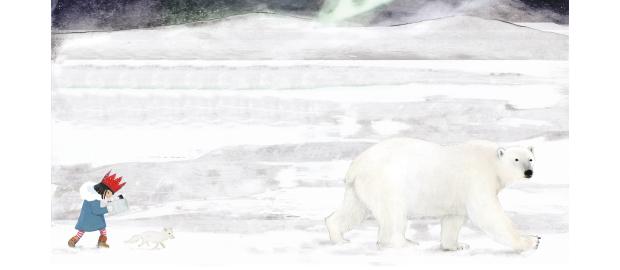 Kutup ayısı hakkında söylenmeyenler - İyi Kitap
