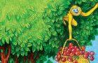Hayalleri süsleyen elmalar ve paylaşmanın güzelliği