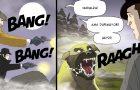Başarılı bir çizgi roman uyarlaması: Baskerville'lerin Köpeği